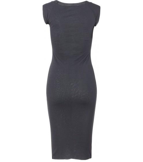 Kleid/Schulterpolster