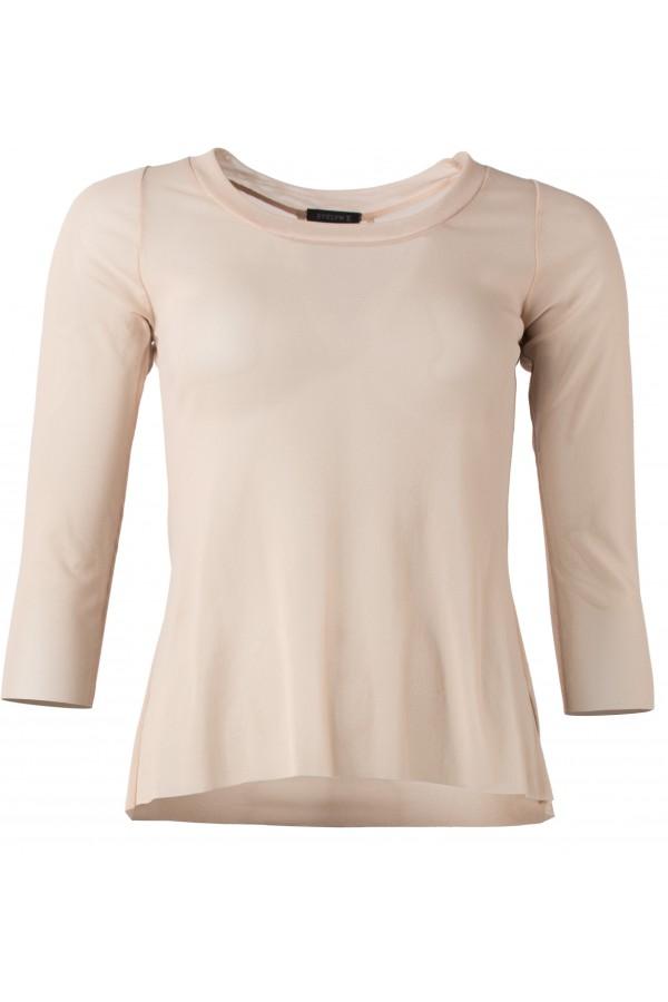Shirt_A-Form/v.kürzer_3/4 Ärmel_EvelynZ