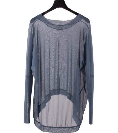 Big Shirt/Rundausschnitt